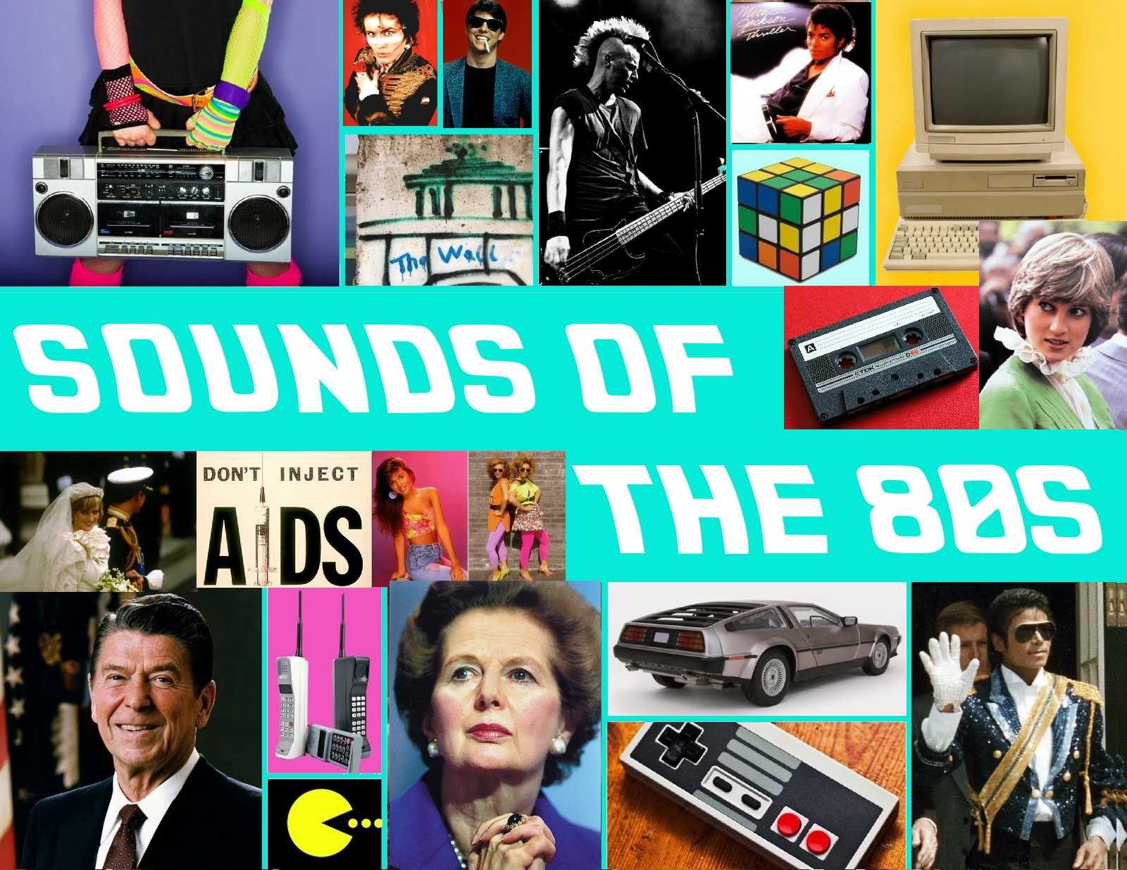 'Sounds of the Eighties' [Burgh House Media Productions:'Sounds of the Eighties']