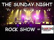 'The Sunday Night Rock Show' • Classic Rock for a Sunday evening [Burgh House Media Productions:Productions]