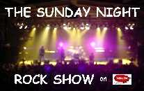'The Sunday Night Rock Show' - 2005/6 programme [Burgh House Media Productions:'The Sunday Night Rock Show']