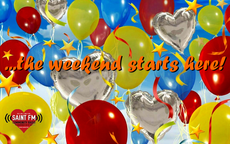 'The Weekend Starts Here' [Burgh House Media Productions:'The Weekend Starts Here']